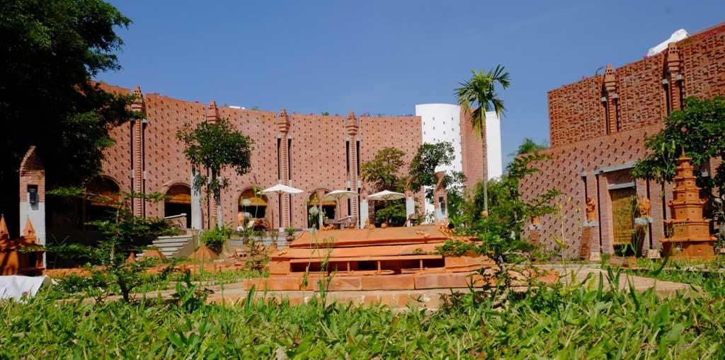 Công viên đất nung Thanh Hà Hội An