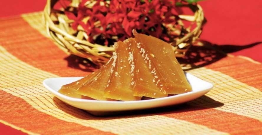 Đặc sản bánh tổ Quảng Nam