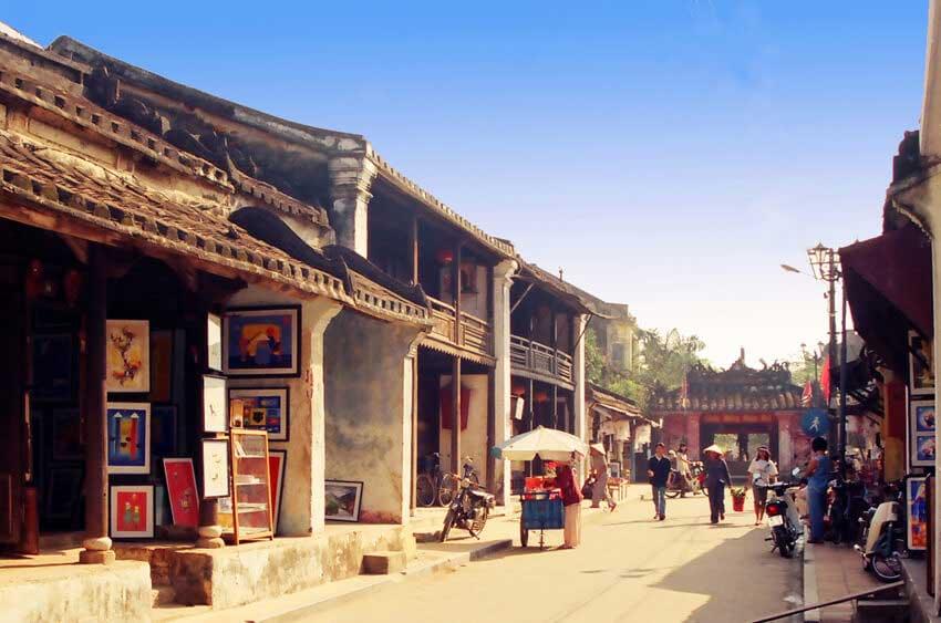 đô thị cổ Hội An được UNESCO công nhận năm nào?
