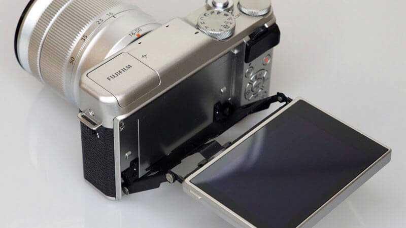 Máy ảnh du lịch Fujifilm X-A10