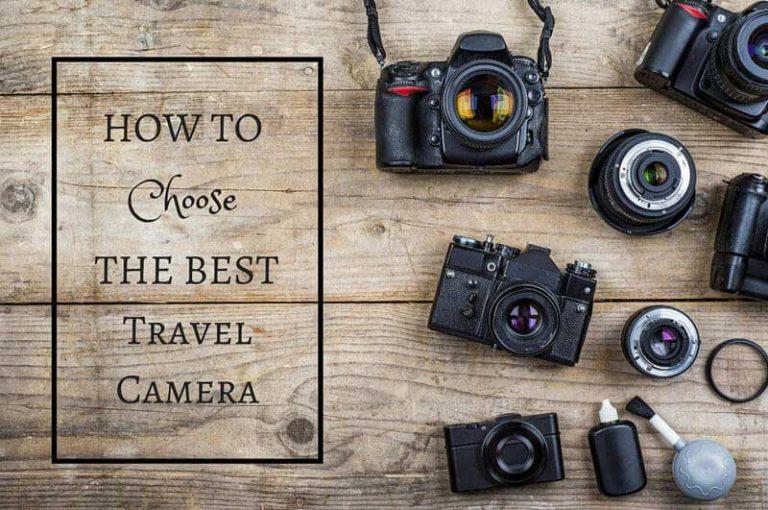 Lựa chọn máy ảnh du lịch nào tốt nhất hiện nay để lưu giữ những khoảnh khắc đẹp nhất