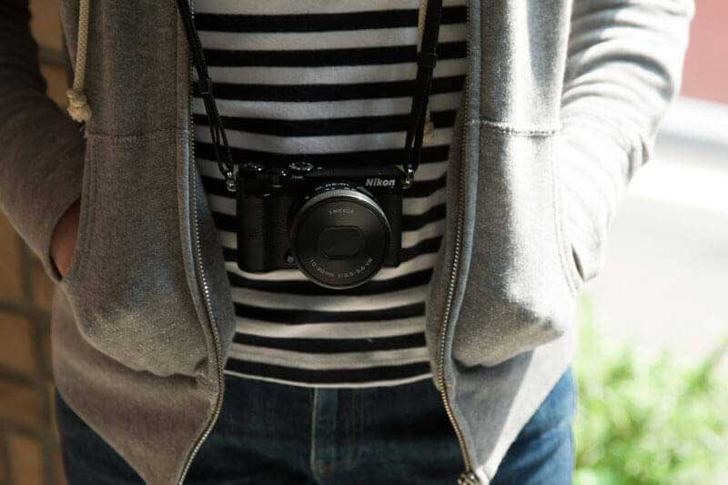 Máy ảnh du lịch Nikon 1 J5