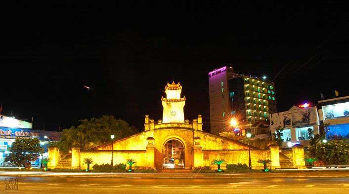 Những điểm tham quan du lịch thành phố Đồng Hới