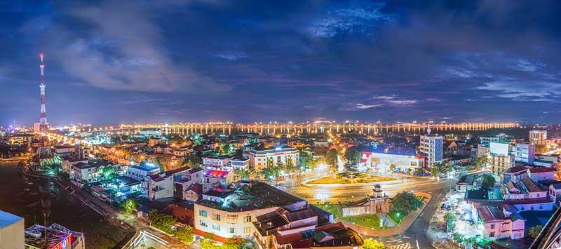 Thành phố Đồng Hới thuộc tỉnh nào