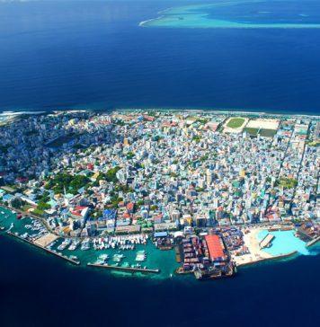 thiên đường du lịch maldives ở đâu