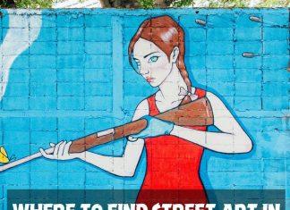 nghệ thuật đường phố bangkok Thái Lan
