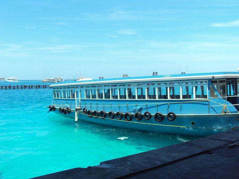 Phương tiện đi lại tại Maldives