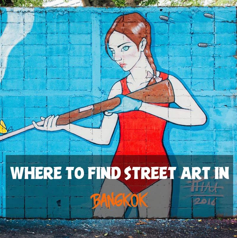 wall art street art tại Bangkok nằm ở đâu?