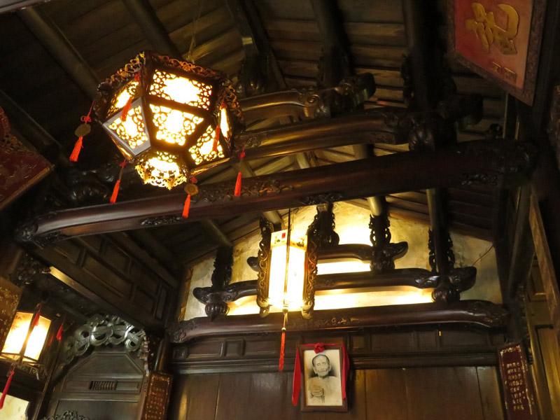 Lối kiến trúc nhà cổ Tấn Ký