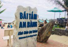 review bãi biển an bàng