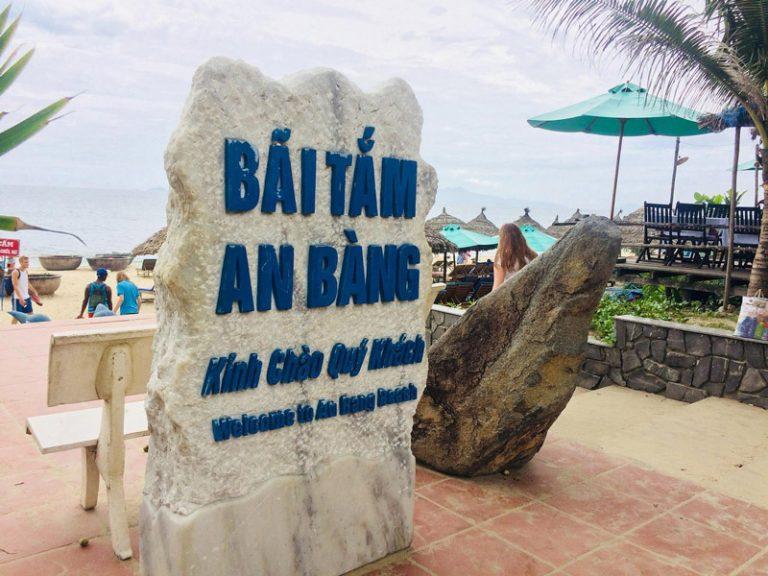 [Review] Bãi biển An Bàng không thể bỏ qua tại Hội An