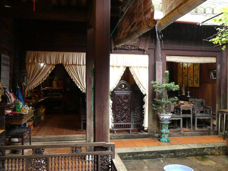 Vật liệu sử dụng trong xây dựng nhà cổ