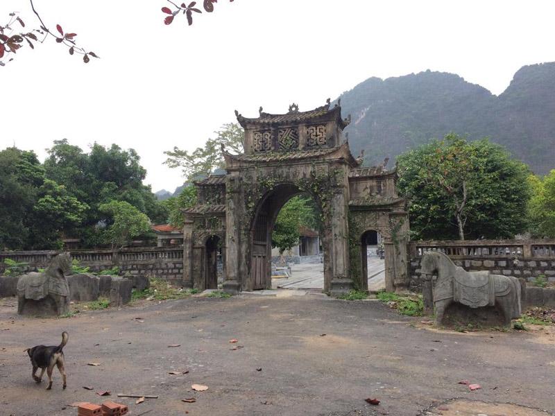 Đền Thái Vi Ninh Bình