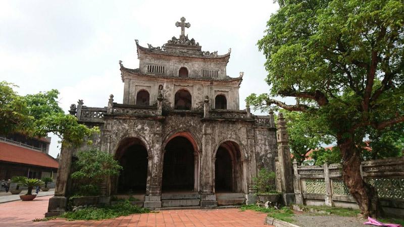 Nhà thờ Phát Diệm Ninh Bình