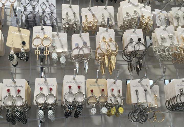 Đồ trang sức bạc quà du lịch Thái