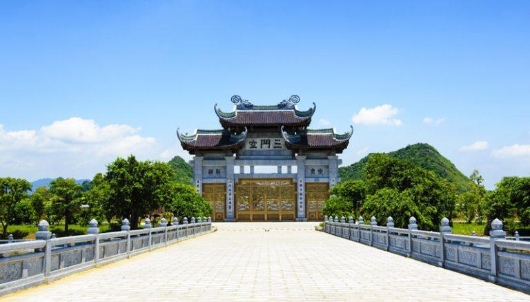 Giới thiệu về chùa Bái Đính: lịch sử, diện tích, sơ đồ, lễ hội