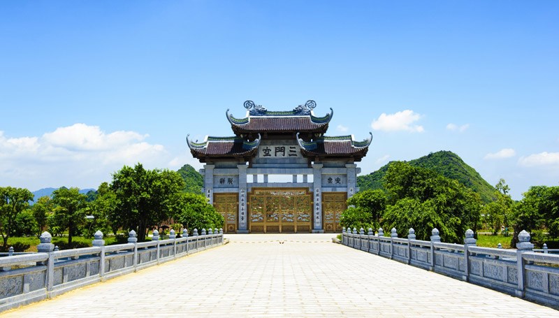 giới thiệu về chùa Bái Đính