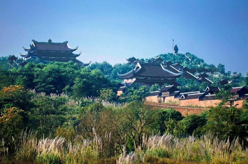 lịch sử chùa Bái Đính