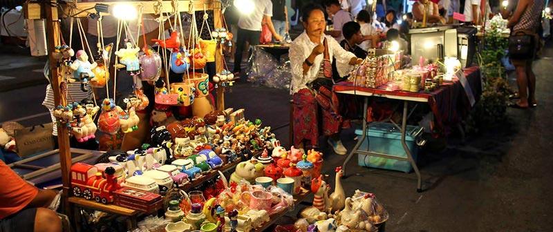 Quà lưu niệm du lịch Thai Lan
