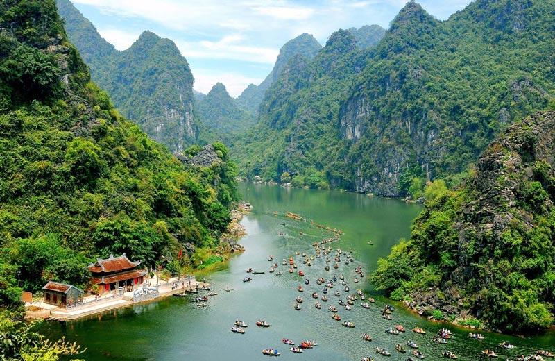 Tổng hợp giá vé tham quan Ninh Bình