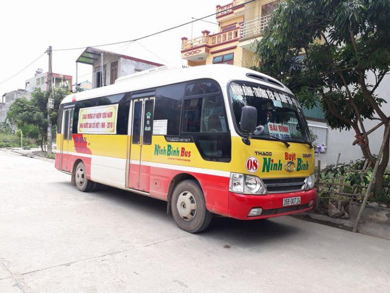 Xe bus Ninh Bình: lộ trình, thời gian, số điện thoại, giá vé