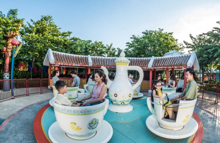 Fairy Tea House tại công viên Châu Á Đà Nẵng