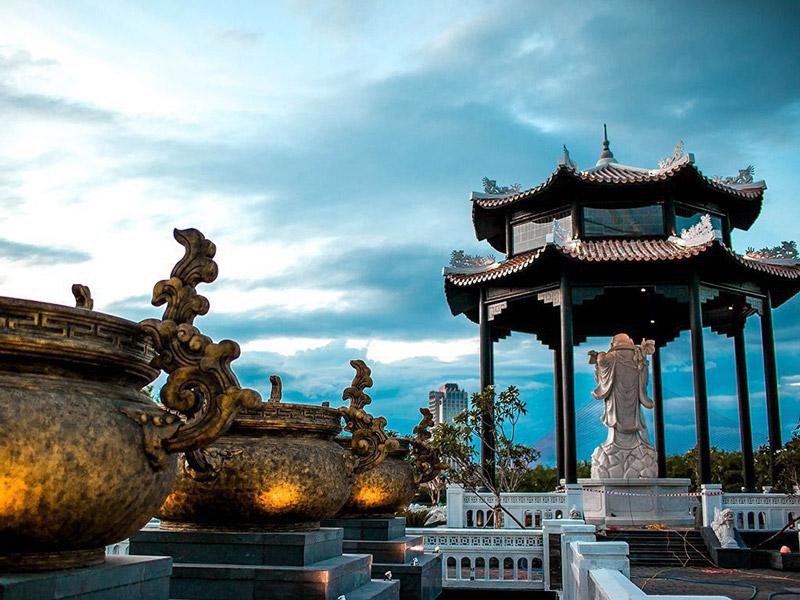 Giá vé Công viên Châu Á - Asia Park Đà Nẵng