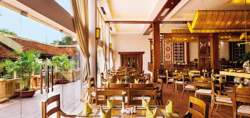 Các nhà hàng trong Emeralda