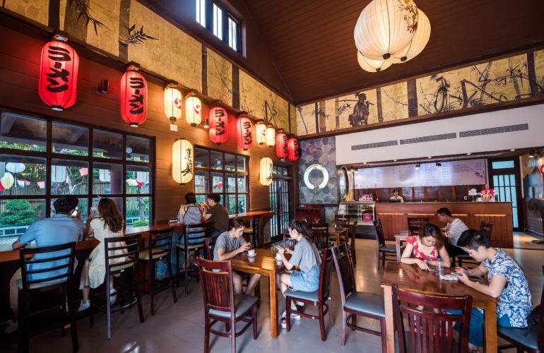 Cafe MoMo công viên Châu Á Đà Nẵng