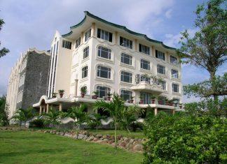 Khách sạn gần khu du lịch Hồ Núi Cốc