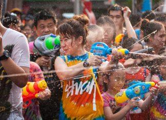 Lệ Hội Songkran Thái Lan là gì