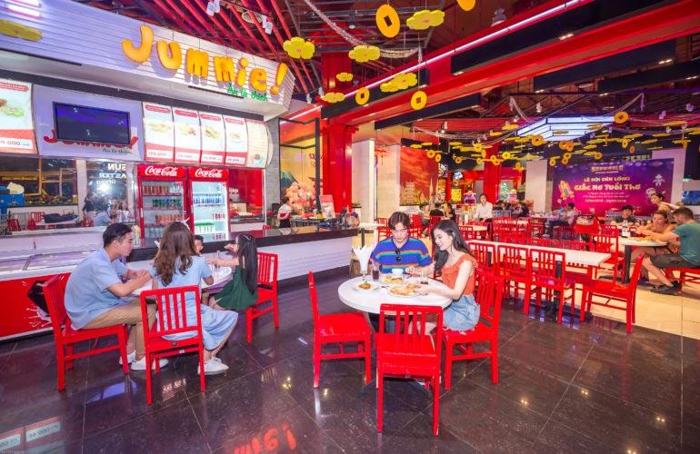 Nhà hàng Jummie Công viên Châu Á Đà nẵng Asia Park