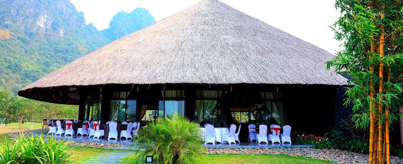 nhà hàng nón serena Resort