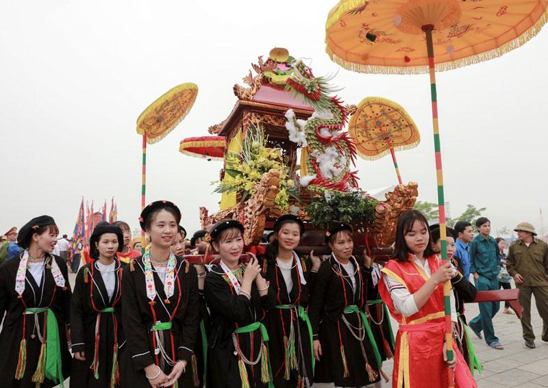 Sắm lễ đi chùa Tây Thiên