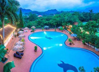 V-resort Hòa Bình có gì hay giá phòng bao nhiêu