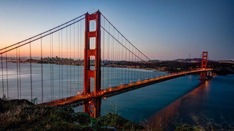 Cầu Cổng Vàng San Francisco – Những sự thật thú vị có thể bạn chưa biết
