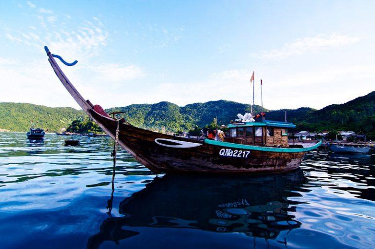 Bảng giá vé đi Cù Lao Chàm, lặn biển, thuê thuyền – mua ở đâu?