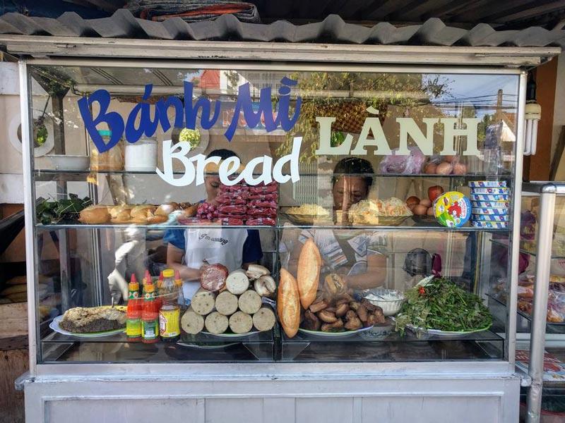 bánh mì Lành Hội An