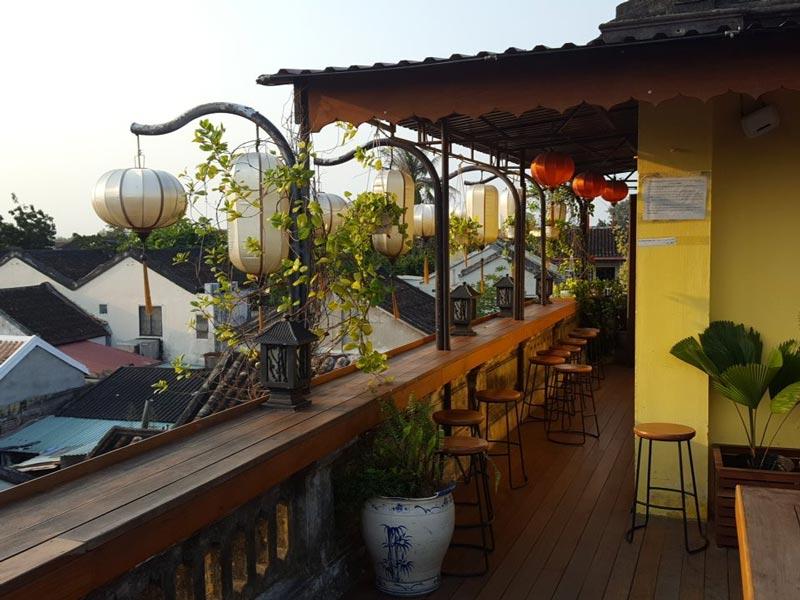 Faifo Coffee quán cafe đẹp ở Hội An