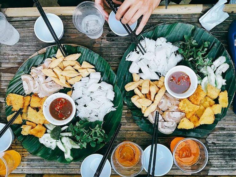 2 quán bún đậu mắm tôm ở Hội An được yêu thích nhất