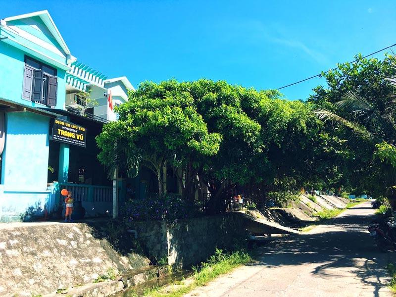 Trang Vu homestay Cù Lao Chàm
