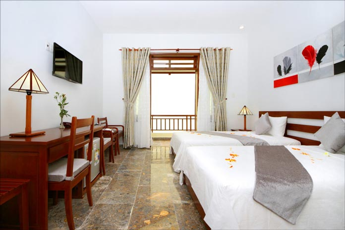 HIGH-END DELUXE (30SQM) T&T Villa Hoi An Hotel