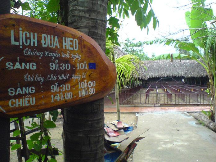 Giá vé khu du lịch Mỹ Khánh
