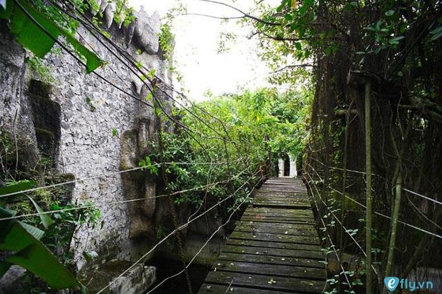 Du lịch Sài Gòn vào ngày nghỉ cuối tuần ở các vùng ngoại ô