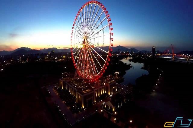 Những địa điểm vui chơi về đêm tại Đà Nẵng không thể bỏ lỡ