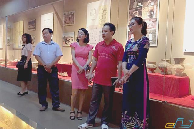 kinh nghiệm du lịch mùa đông ở Nghệ An: bảo tàng xô viết nghệ tĩnh