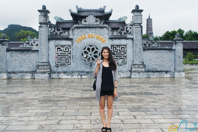du lịch Tràng An – Bái Đính 1 ngày