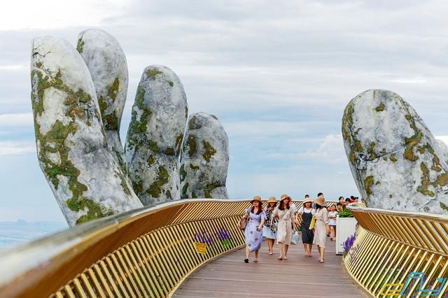 Cẩm nang du lịch Cầu Bàn Tay ở Đà Nẵng