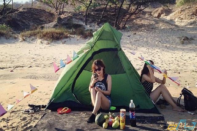 Cẩm nang du lịch Đồng Cao cấm trại qua đêm