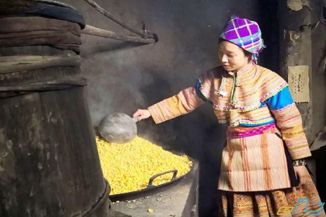Cẩm nang du lịch Kỳ Sơn Nghệ An: rượu ngô nghệ an